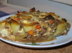 potato moussaka recipe